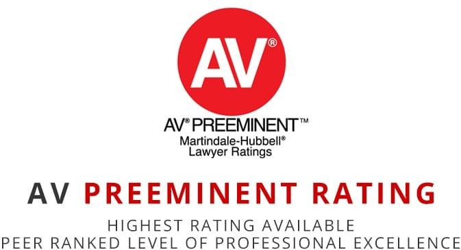 AV Preeminent Lawyers