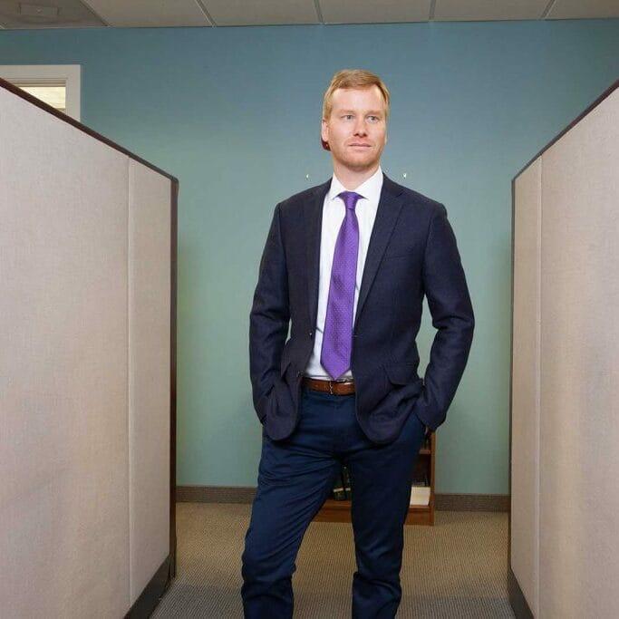 Ben Ridings, Greensboro/Triad Workers' Compensation Attorney