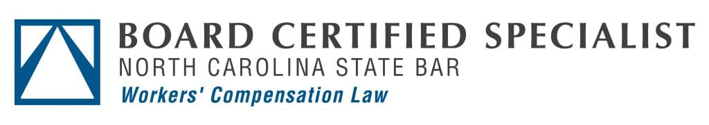 Board Certified Specialist in Workers' Compensation Law