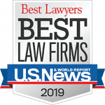 U.S. News/Best Lawyers Best Law Firms 2019